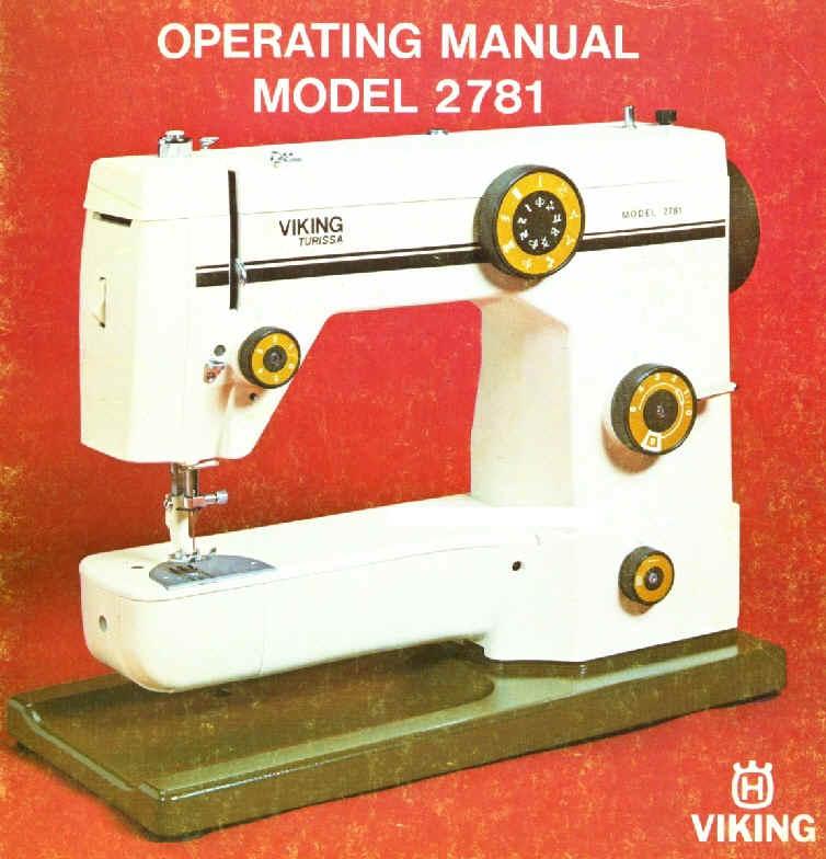 viking husqvarna sewing machine instruction manuals and